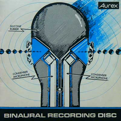 BINAURAL RECORDING DISC [USED EP/JPN] 525円