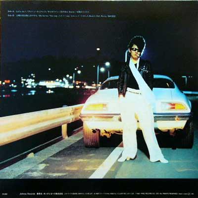 Johnny / ハイウェイ・ダンサー [USED LP/JPN] 735円