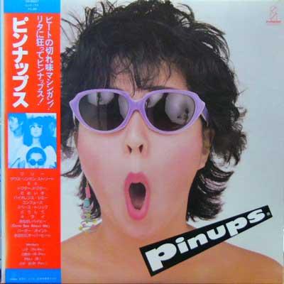 ピンナップス / S.T. [USED LP/JPN] 1470円  ピンナップス / S.T.