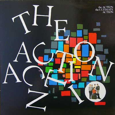 THE ACTION / THE ULTIMATE ACTION [USED LP/UK] 2100円