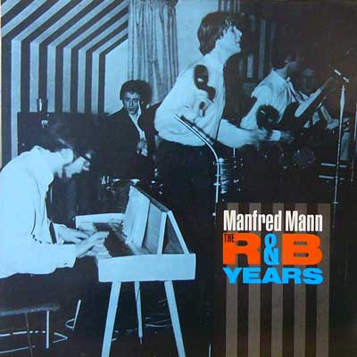 MANFRED MANN / THE R&B YEARS [USED LP/UK] 1680円