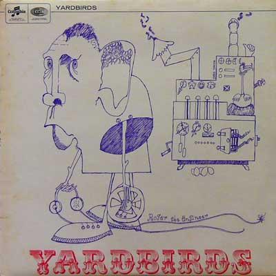 THE YARDBIRDS / YARDBIRDS(ROGER THE ENGINEER) [USED LP/UK] 3150円