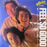 カーニバル / FEEL SO GOOD [USED 7/JPN] 840円