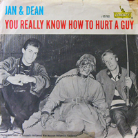 JAN & DEAN / YOU REALLY KNOW HOW TO HURT A GUY [USED 7/US] 1260円