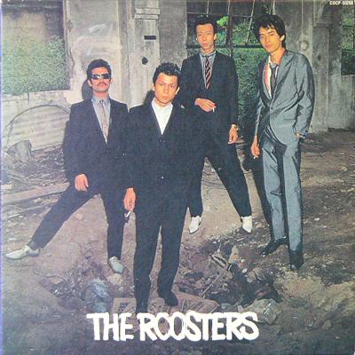 ザ・ルースターズ / THE ROOSTERS [USED CD/JPN] 2940円