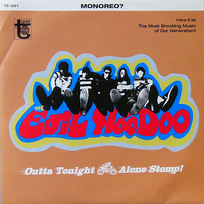 THE EVIL HOODOO / OUTTA TONIGHT [USED 7inch/JPN] 1470円