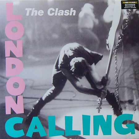 THE CLASH / LONDON CALLING [USED 2LPs/UK] 3675円