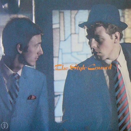 THE STYLE COUNCIL / A SOLID BOND IN YOUR HEART [USED 7inch/UK] 1260円