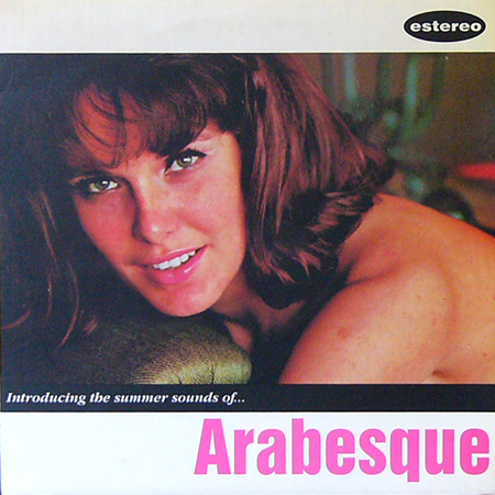 ARABESQUE / ROME EP [USED 7inch/EU] 1050円