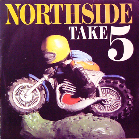 NORTHSIDE / TAKE 5 [USED 7inch/UK] 1470円