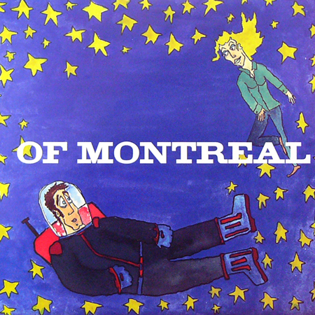 OF MONTREAL / NICKI LIGHTHOUSE [USED 7inch/JPN] 525円