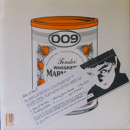 TENDER WHISKERS / MARMALADE MONSTER [USED 7inch/EU] 315円