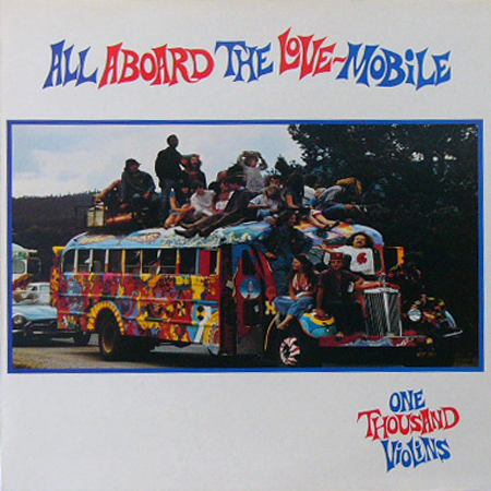 ONE THOUSAND VIOLINS / ALL ABOARD THE LOVE MOBILE [USED 12inch/UK]