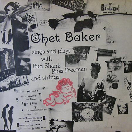 CHET BAKER / SINGS AND PLAYS [USED LP/JPN] 2100円