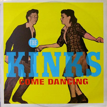 THE KINKS / COME DANCING [USED 12inch/UK] 1050円