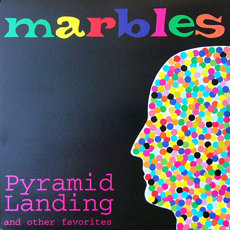 MARBLES / PYRAMID LANDING [USED LP/US] 630円