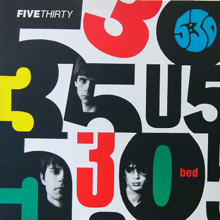 FIVE THIRTY / BED [USED LP/UK]