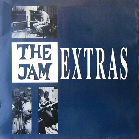 THE JAM / EXTRAS [USED 2LPs/UK]