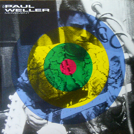 THE PAUL WELLER MOVEMENT / INTO TOMORROW [USED 12inch/UK]