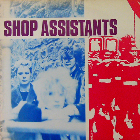 SHOP ASSISTANTS / SAFETY NET [USED 12inch/UK]