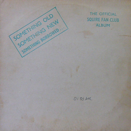 SQUIRE / SOMETHING OLD SOMETHING NEW [USED LP/UK]