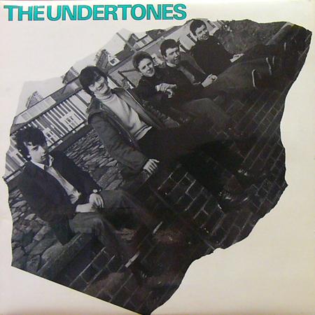 THE UNDERTONES / S.T. [USED LP/UK]