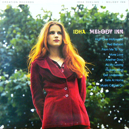 IDHA / MELODY INN [USED LP/UK] 2940円