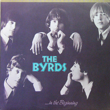 THE BYRDS / IN THE BEGINING [USED LP/US] 1050円