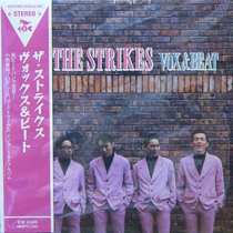 THE STRIKES / VOX & BEAT [NEW CD/JPN] 2625円