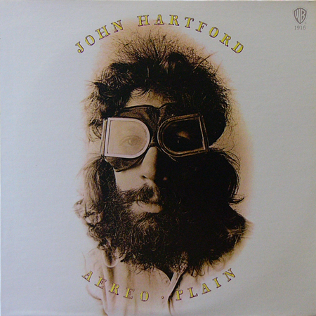 JOHN HARTFORD / AEREO PLAIN [USED LP/US] 1365円
