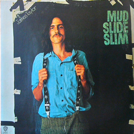 JAMES TAYLOR / MUD SLIDE SLIM [USED LP/US] 1890円