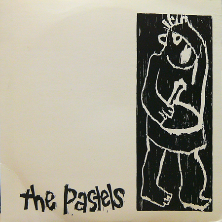 THE PASTELS / DIFFERENT DRUM [USED 7inch/US] 525円