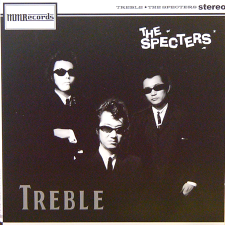 THE SPECTERS / TREBLE [NEW CD/JPN] 2300円