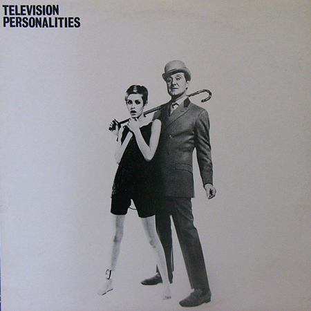 TELEVISION PERSONALITIES / AND DON'T THE KIDS JUST LOVE IT [USED LP/UK]