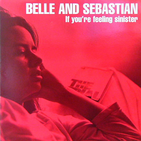 BELLE AND SEBASTIAN / IF YOU'RE EELING SINISTER [USED LP/UK] 2310円