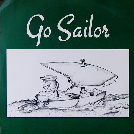 GO SAILOR / FINE DAY FOR SAILING [USED 7inch/US] 1260円