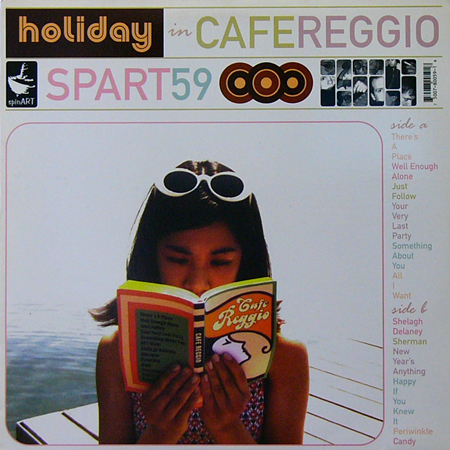 HOLLIDAY / CAFEREGGIO [USED LP/US] 1470円