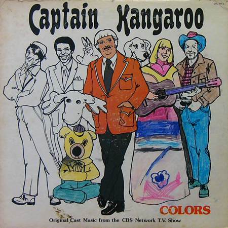 CAPTAIN KANGAROO / COLORS [USED 2LPs/US] 1890円
