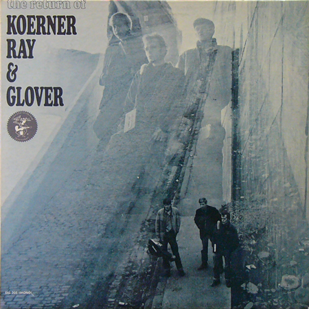 KOERNER ,RAY & GLOVER / THE RETURN OF [USED LP/US] 2310円