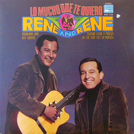 RENE AND RENE / LO MUCHO QUE TE QUIERO [USED LP/US] 1680円