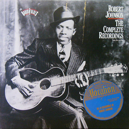 ROBERT JOHNSON / THE COMPLETE RECORDINGS [USED 3LPs/US] 3990円