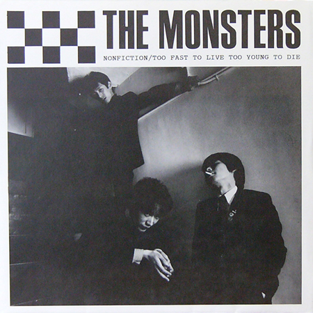 THE MONSTERS / NONFICTION [USED FLEXI/JPN] 2100円