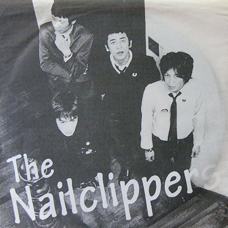 THE NAILCLIPPERS / SPIT US [USED 7inch/JPN] 1050円