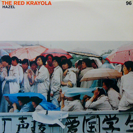 THE RED KRAYOLA / HAZEL [USED LP/US] 945円