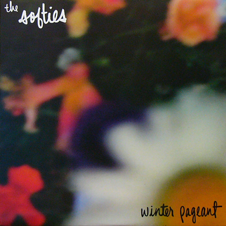 THE SOFTIES / WINTER PAGEANT [USED LP/US] 1050円
