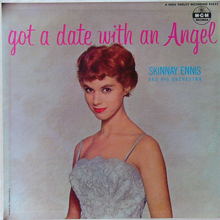 SKINNAY ENNIS & HIS ORCHESTRA / GOT A DATE WITH AN ANGEL [USED LP/US] 2100円