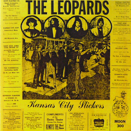 THE LEOPARDS / KANSAS CITY SLICKERS [USED CD-R/-] 2100円
