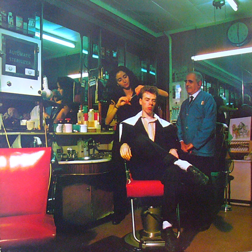 MOMUS / THE HAIRSTYLE OF THE DAVIL [USED 12inch/UK] 735円