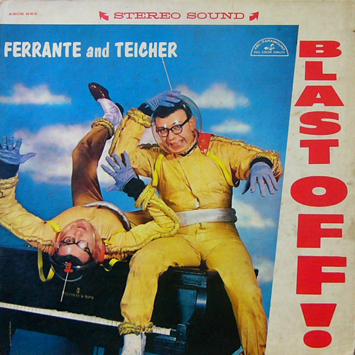 FERRANTE AND TEICHER / BLAST OFF! [USED LP/US] 3360円