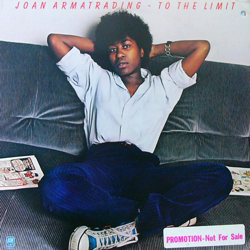 JOAN ARMATRADING / TO THE LIMIT [USED LP/US] 1260円